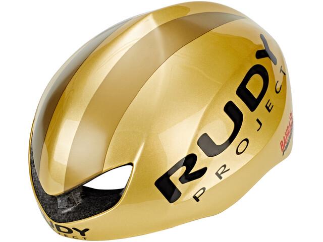 Rudy Project Boost Pro - Casco de bicicleta - Dorado